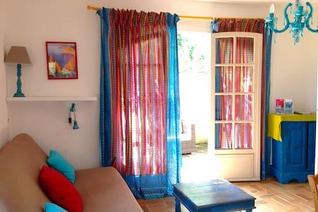 Appartement calme, proche de la mer