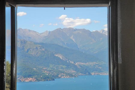 Villa Rita with pool 5 min from Varenna center