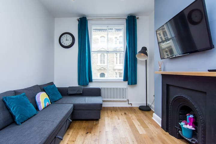 Central Nottingham, Safe & Luxe 1bed Apt