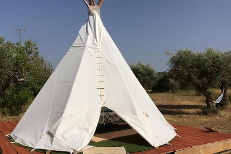 Tipi glamping experience - Alvaiázere