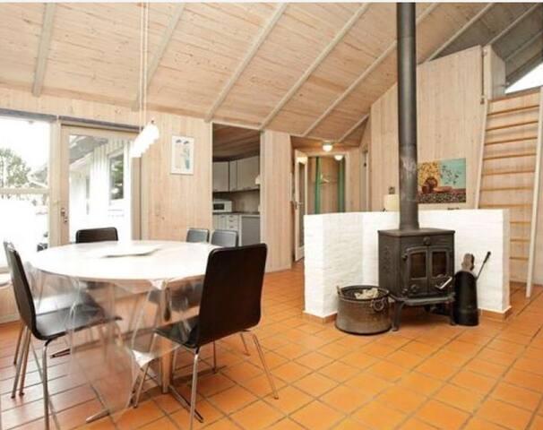 Schönes Summer Haus in Blävand - Blåvand - Huis