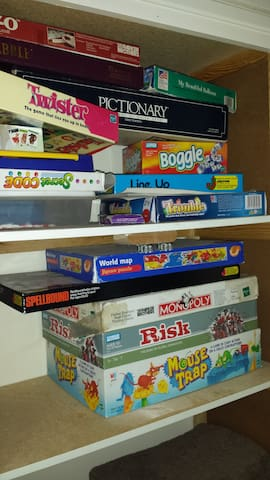 games for the family