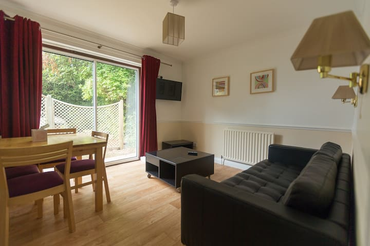Bright 1 bed apt City Centre - Salisbury - Leilighet