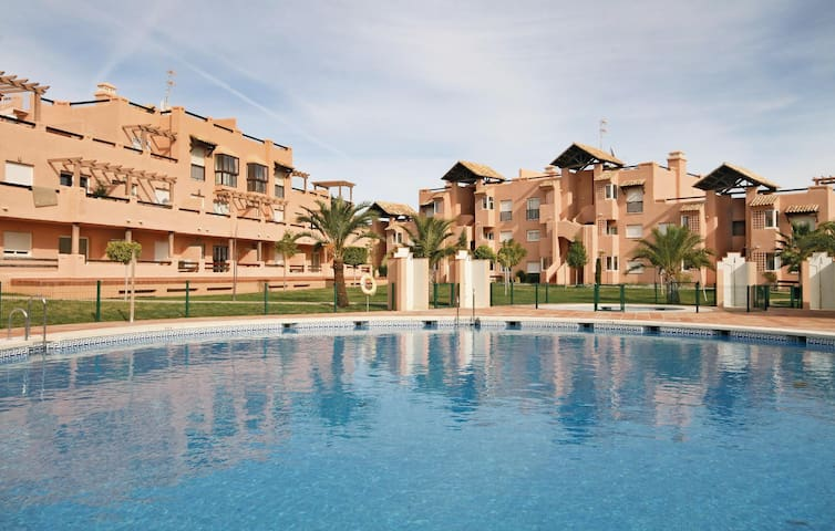 Holiday apartment with 2 bedrooms on 70 m² in Estepona