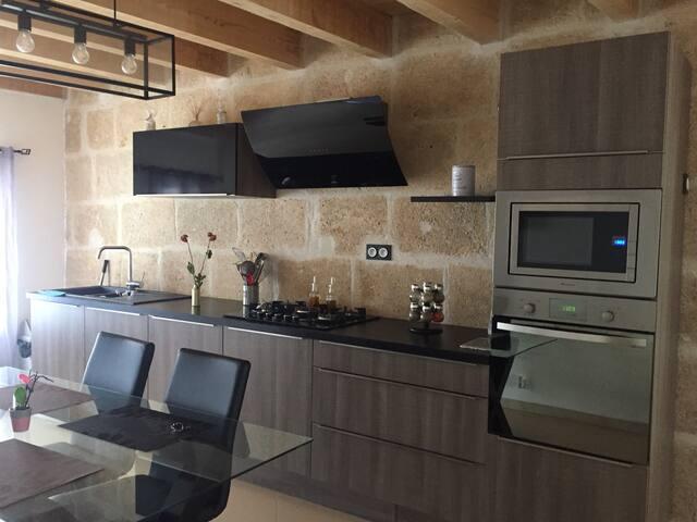 Appartement saisonnier Collias