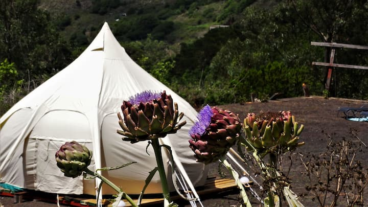 Unique Yurt, Spectacular view, Nature paradise