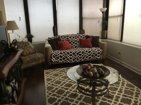 Near McCormick Place and Minutes from Downtown!