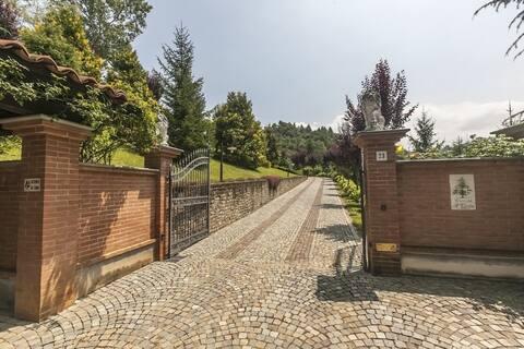 Cascina il Cedro appartamento in villa con parco