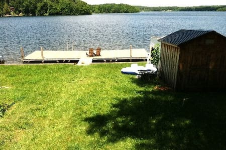 Galway LakeFront Camp - Broadalbin - Cottage