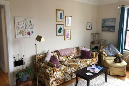 Spacious, Bright Apartment - Lovely Lincoln Square