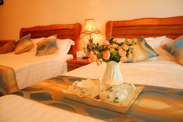Hailing Island double room intelligent check-in