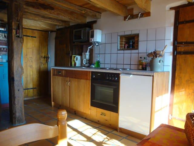 Gîte Chez Astride avec vue unique - Gensac-de-Boulogne - House