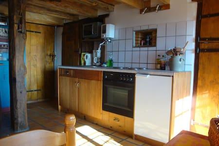 Gîte Chez Astride avec vue unique - Casa