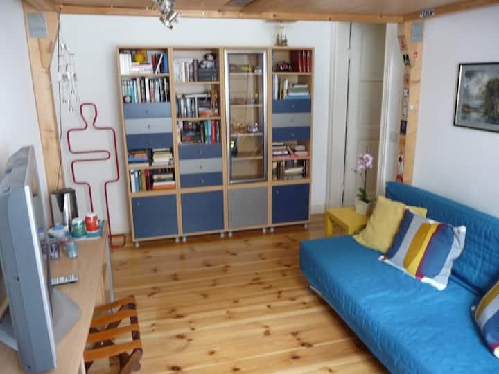 Nice & cosy studio in Berlin-Wilmersdorf
