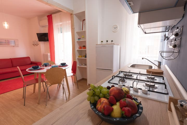 CA' MELIA APARTMENT in the heart of Sarzana