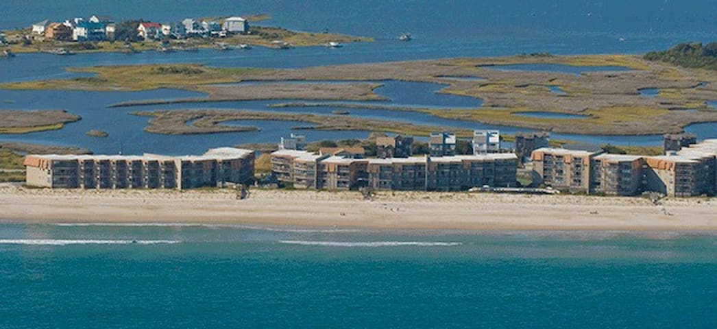 North Topsail Beach OCEAN FRONT Condo