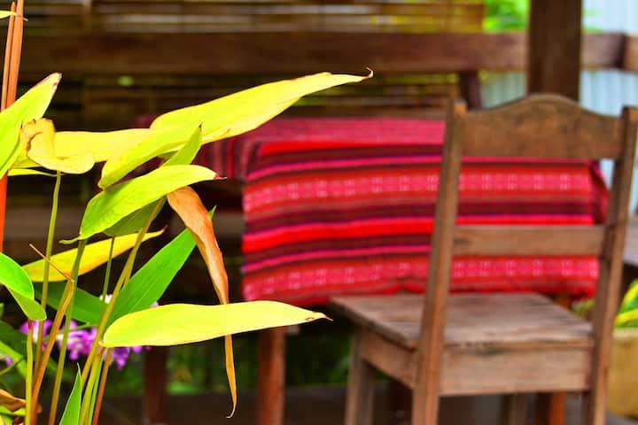 MAMAGARDEN Room No.2 Sleep in secret garden