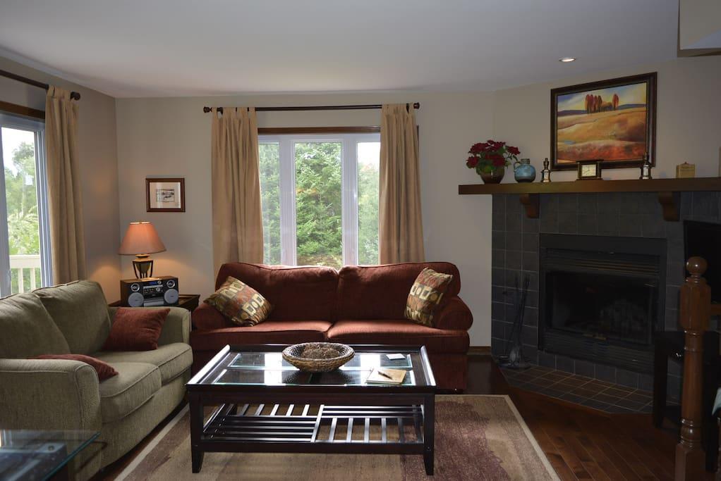 Living Room Main Level