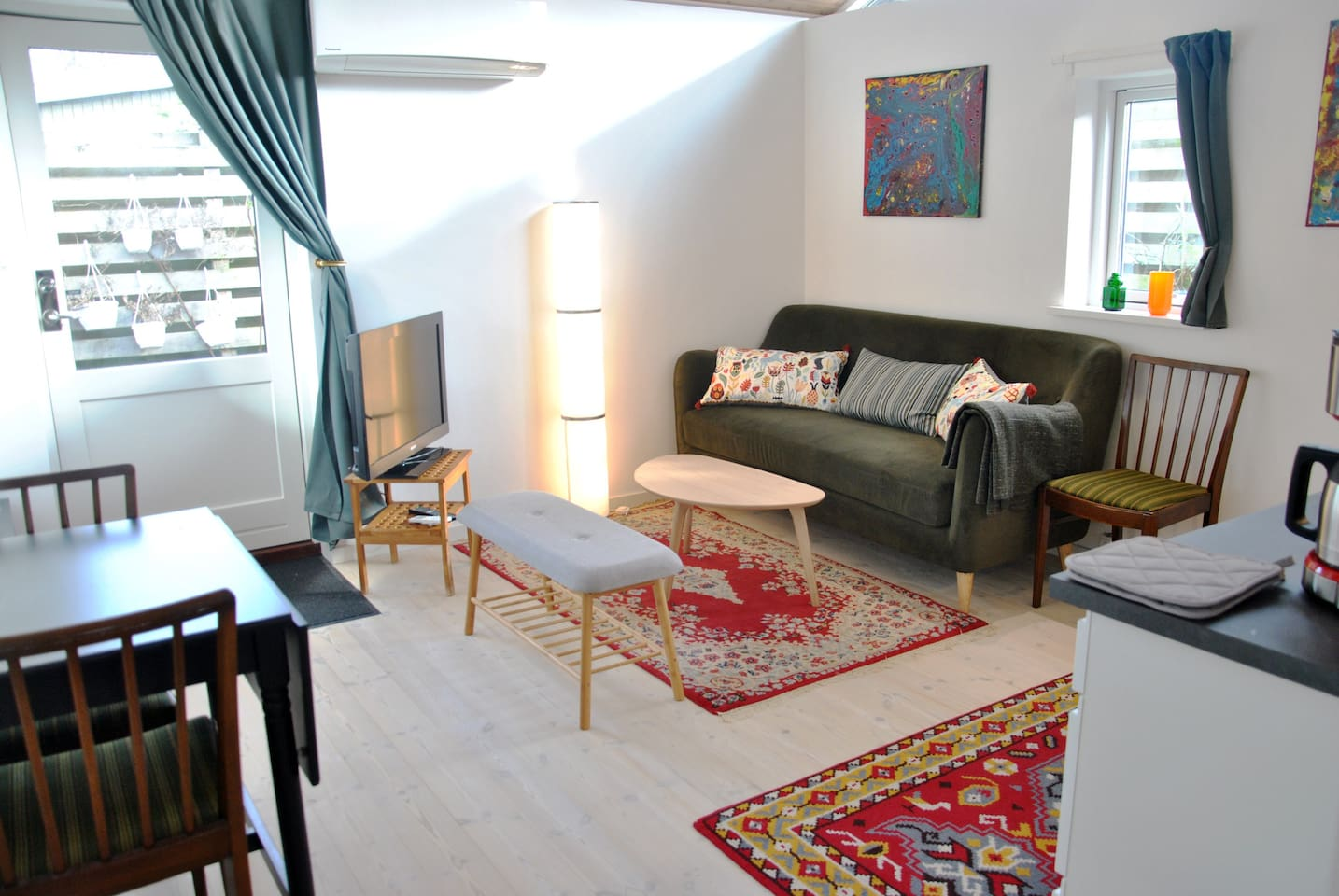 Hanne & Fred's Apartment
