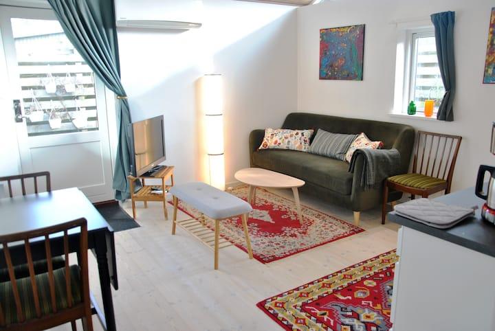Luxury apartment in Copenhagen green area