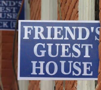 Friend's Guest House