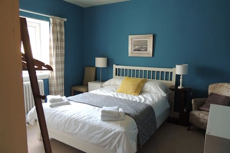 Welcoming B&B former Hunting Lodge Loch Lomond #2 - Alexandria - Penzion (B&B)