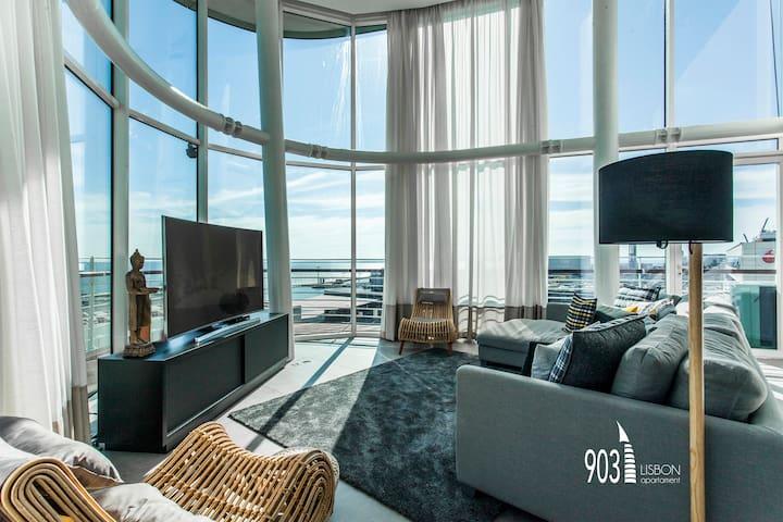 903Lisboa Modern Apartment in Expo - Lisboa - Квартира