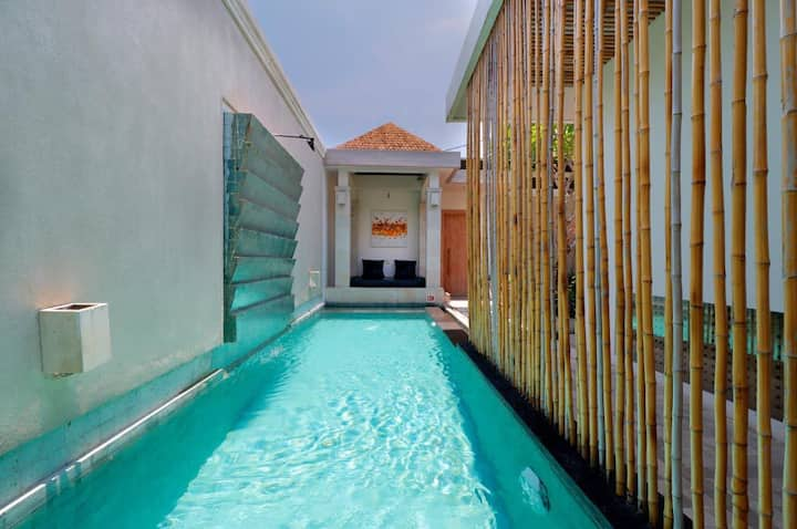 Seminyak One bedroom with private pool villa