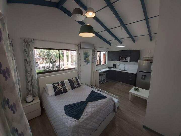 Comoda Habitación cocina cerca de la playa JACOTG5
