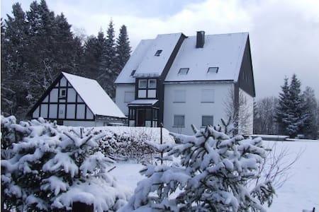 Neu renovierte moderne Ferienwohnung in - Winterberg - Flat