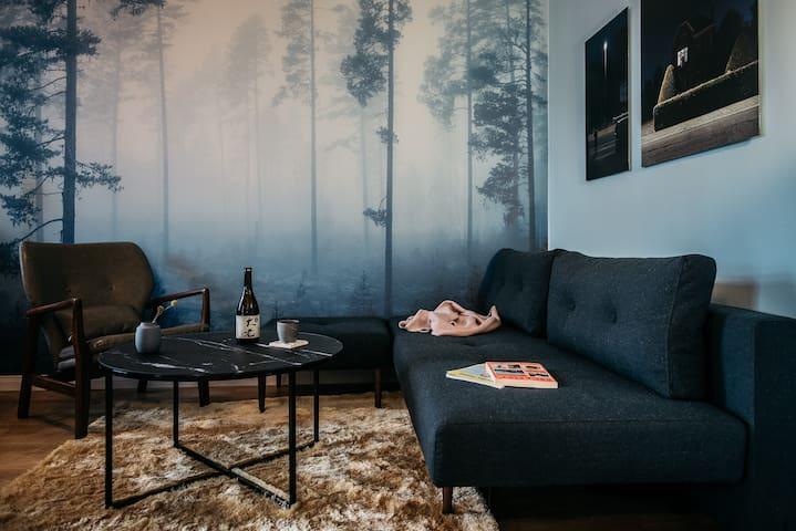 Misty Forest Hotel-Apartment in Friedrichshain