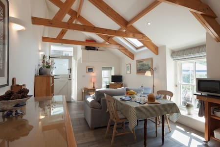 Self contained converted barn