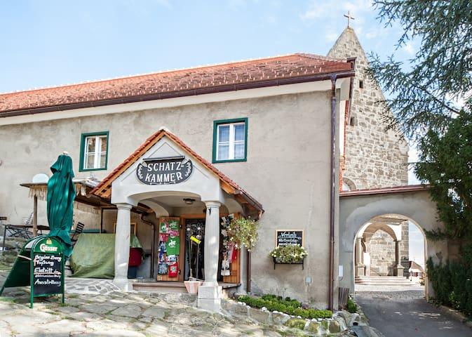 Urlaub in historischen Gemäuern - Riegersburg - Condomínio