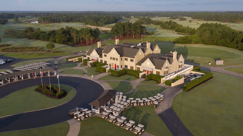Executive Villa - Legends Golf/Resort Myrtle Beach