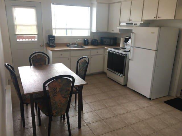 Belle appartement 4 1/2 meublé
