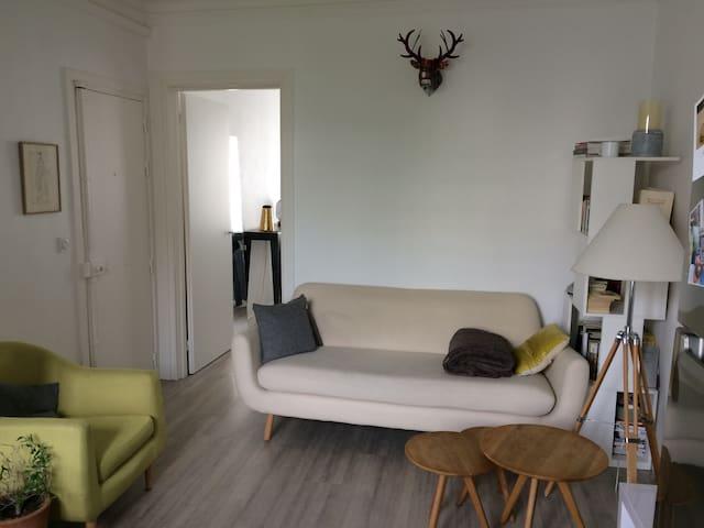 Appartement cosy et calme aux portes de Paris - Saint-Mandé - Departamento