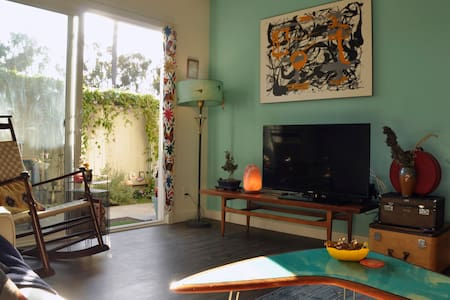 Artist's Beachy Apartment - Encinitas - Wohnung