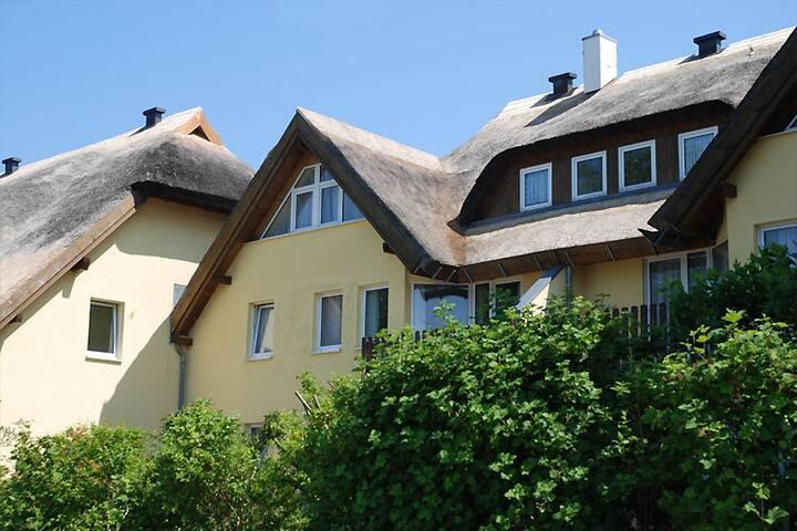 Wohnung 05 Strandhaus Lobbe - Middelhagen - Apartment