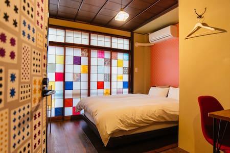 Expo Hostel Ori Room7 - 500yen bike for your stay