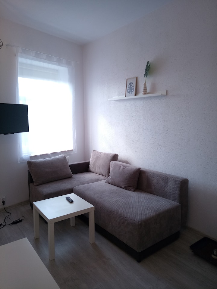 apartment near main station in city center