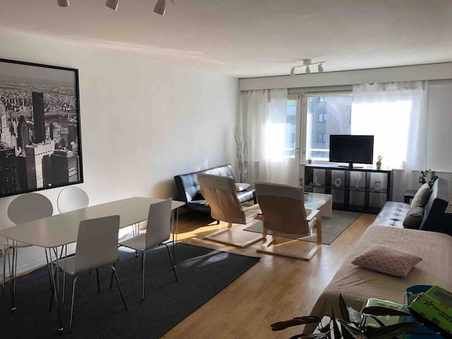 Spacy 4-room apartment perfectly located