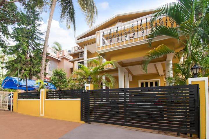 Apartment near Baga Beach, for six/74155