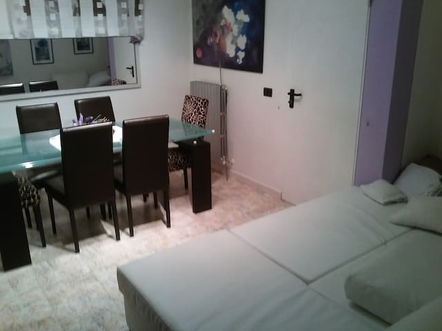 Two rooms in our big sweet home - Bastiglia