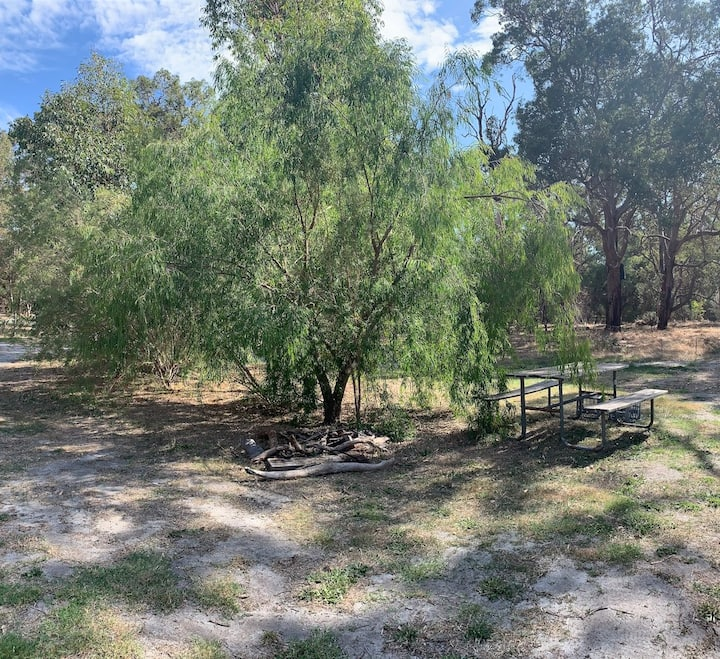 Private campground
