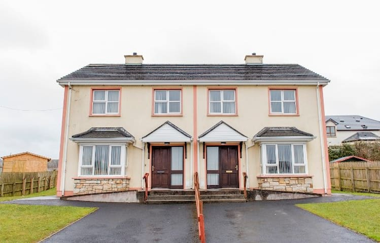 Stracomer View, three bed semi detached house