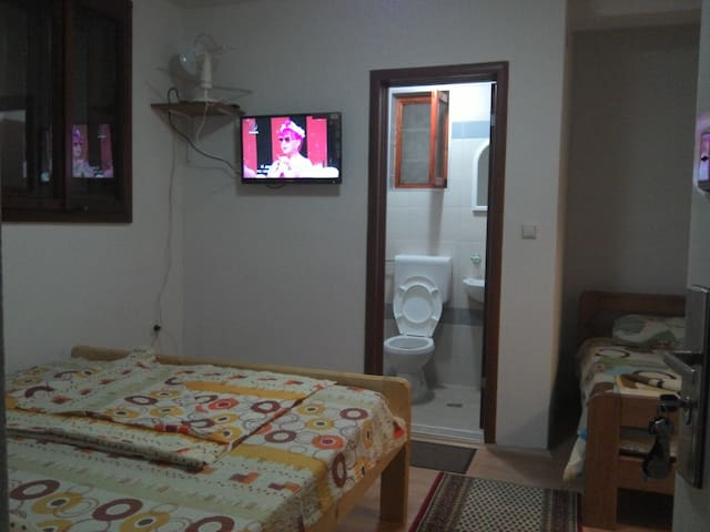 Apartmen Ground Floor