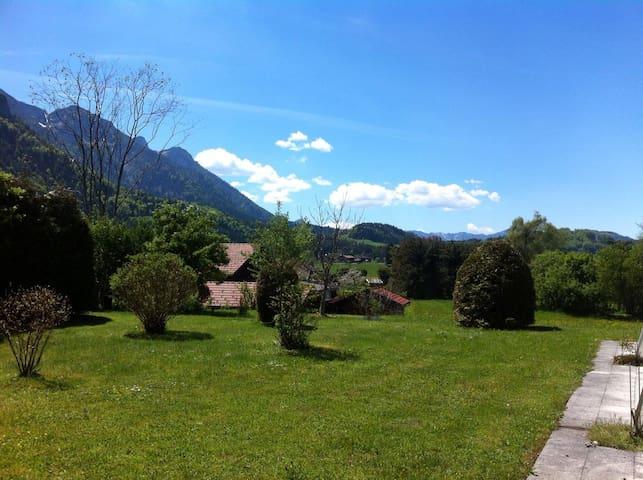 Alpenflocke - dein Ferienidyll