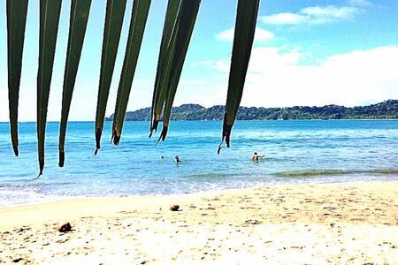 Beachfront Villa#5 w/ AC, FREE Wi-Fi, and Cable - Vila