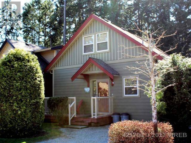 Sand Dollar Cottage - Parksville - Villa