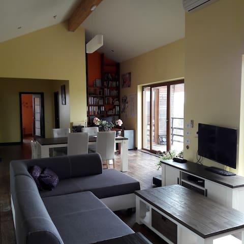 SUIT apartment,  Carnikava